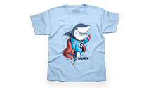 Ocearch Super Shark Kids Short Sleeve